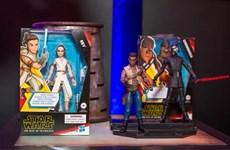 Các nhà sản xuất đồ chơi nhanh chóng 'ăn theo' phần 9 của 'Star Wars'