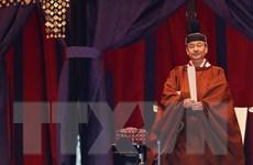[Photo] Nhật hoàng Naruhito chính thức tuyên bố đăng quang