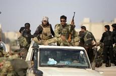 Lực lượng Nga bắt đầu tuần tra tại biên giới Syria theo thỏa thuận mới