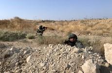 Các lực lượng của Nga tiến vào khu vực biên giới Syria-Thổ Nhĩ Kỳ