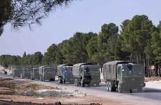 Thổ Nhĩ Kỳ thông báo ngừng chiến dịch 'Mùa xuân Hòa bình'