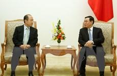 Việt Nam hoan nghênh sự phát triển trong quan hệ hợp tác với Hàn Quốc