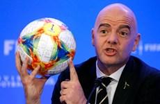 FIFA đầu tư 1 tỷ USD cho công tác phát triển bóng đã nữ