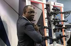 Nga giới thiệu nhiều loại vũ khí hiện đại tới các nước châu Phi