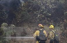 Mỹ: Cháy rừng tiếp tục lan rộng tại bang California