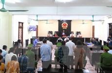 Tuyên phạt 5 bị cáo trong vụ án gian lận điểm thi tại Hà Giang