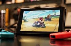 Lợi nhuận của Nintendo tăng mạnh nhờ doanh số bán máy Switch