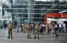 Ấn Độ: Phát hiện túi xách có chứa chất nổ tại sân bay quốc tế