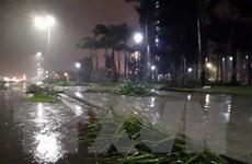 Hà Nội thấp nhất 18 độ, Hà Tĩnh đến Quảng Trị mưa rất to