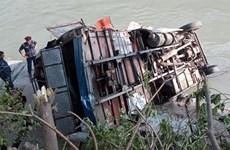 Tai nạn xe buýt tại Nepal, hàng chục người thương vong