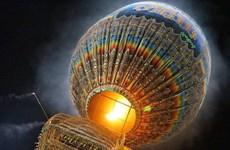 Đặc sắc Lễ hội khinh khí cầu Tazaungdaing tại Myanmar