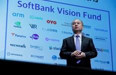 SoftBank thông báo khoản lỗ khổng lồ 6,46 tỷ USD trong quý 3