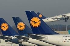 Hàng nghìn chuyến bay của Lufthansa bị ảnh hưởng do đình công