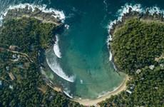 'Một góc thiên đường' tại vùng biển phía Nam Sri Lanka