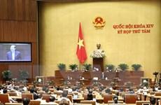 Bộ trưởng Bộ Thông tin và Truyền thông tiến hành phiên chất vấn