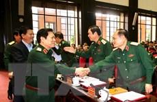 Thường vụ Quân ủy Trung ương quán triệt về Đại hội Đảng các cấp