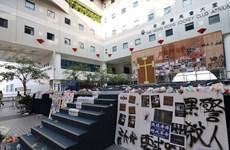 Hong Kong: Biểu tình ảnh hưởng đến hoạt động của nhiều trường đại học
