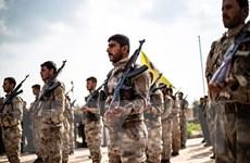 Mỹ thông báo kế hoạch duy trì khoảng 600 binh sỹ ở Syria