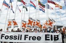EIB dừng tài trợ cho các dự án nhiên liệu hóa thạch từ năm 2022
