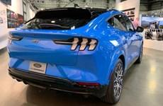 Ford ra mắt phiên bản xe điện mang tên Mustang huyền thoại