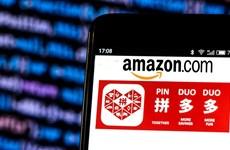 Amazon mở gian hàng trên nền tảng thương mại điện tử Pinduoduo