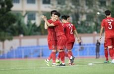 Đội tuyển Việt Nam ra quân tưng bừng với chiến thắng 6-0 trước Brunei