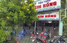 Khẩn trương truy bắt đối tượng cướp tiệm vàng tại Long An