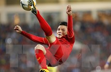 Báo châu Á kỳ vọng Quang Hải tỏa sáng tại SEA Games 30