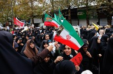 AI: Gần 150 người thiệt mạng trong làn sóng biểu tình ở Iran