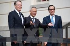Mỹ và Trung Quốc điện đàm về các vấn đề thương mại cốt lõi