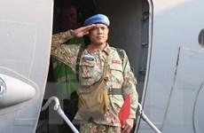 Bệnh viện dã chiến cấp 2 số 2 lên đường làm nhiệm vụ tại Nam Sudan