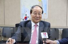 Hội Hữu nghị Hàn-Việt đề cao vai trò của ngoại giao nhân dân