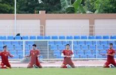 Hậu vệ Tiến Dụng thừa nhận U22 Việt Nam cần tập trung hơn