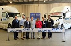 Hyundai Glovis thành lập hai liên doanh tại Trung Quốc