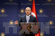 Thổ Nhĩ Kỳ kêu gọi NATO ủng hộ lo ngại an ninh của Ankara