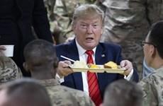Tổng thống Mỹ bất ngờ thăm Afghanistan nhân dịp lễ Tạ ơn
