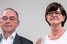 Đức: Kết quả bầu lãnh đạo SPD làm lung lay liên minh cầm quyền