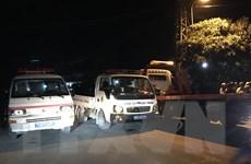 Ưu tiên cứu chữa các nạn nhân trong vụ tai nạn giao thông ở Phú Yên