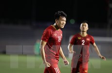 HLV Park Hang-seo khen ngợi tinh thần chiến đấu của U22 Việt Nam