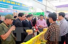 Khai mạc Hội chợ Thương mại, du lịch quốc tế Việt-Trung