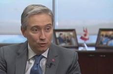 Canada muốn 'thiết lập khuôn khổ' trong mối quan hệ với Trung Quốc