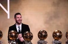 Những khoảnh khắc đưa Lionel Messi tới danh hiệu Quả bóng Vàng thứ 6
