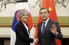 Trung Quốc kêu gọi Hàn Quốc cùng nỗ lực vì ổn định khu vực