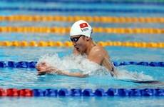 SEA Games 30: Ánh Viên giành huy chương Vàng bơi 200m hỗn hợp nữ