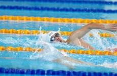 SEA Games 30: Nguyễn Huy Hoàng lập kỷ lục bơi 400m tự do nam