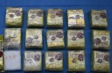 Australia buộc tội 3 đối tượng buôn ma túy số lượng lớn kỷ lục