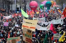 Pháp: Bãi công quy mô lớn phản đối kế hoạch cải cách của chính phủ