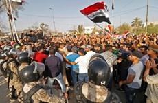 Chính phủ Iraq nỗ lực xoa dịu làn sóng biểu tình trên toàn quốc
