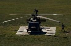 Mỹ: Rơi trực thăng quân sự ở Minnesota, 3 binh sỹ thiệt mạng