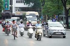 Hà Nội và miền Bắc tiếp tục đón không khí lạnh tăng cường